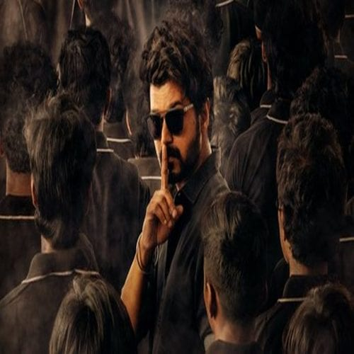 Vijay Master (Tamil) BGM Ringtones For Mobile