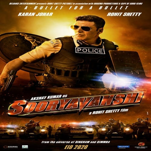 Sooryavanshi Ringtones BGM Download Hindi (2020) Akshay Kumar