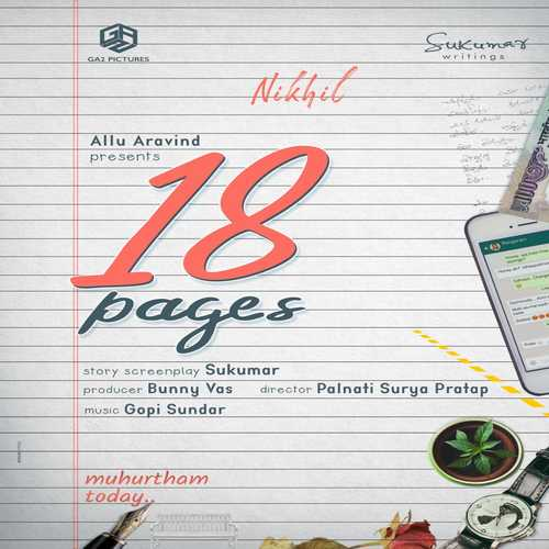 18Pages Ringtones BGM Download Telugu (2020) Nikhil