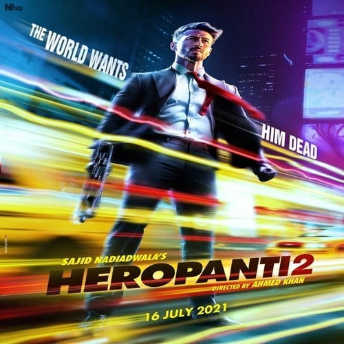 Heropanti 2 Ringtones BGM Download Hindi (2021) Tiger Shroff