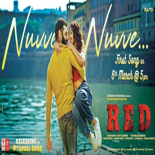 RED – Nuvve Nuvve BGM Ringtone Download