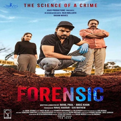 Forensic Malayalam Ringtones and BGM Mp3 Download