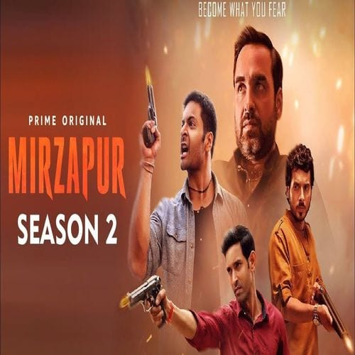 Mirzapur 2 BGM Ringtones Dialogues Download