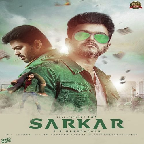Sarkar Ringtones and BGM Mp3 Download (Tamil)