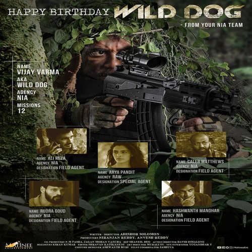 Wild Dog Telugu Ringtones and BGM Mp3 Download (Nagarjuna)
