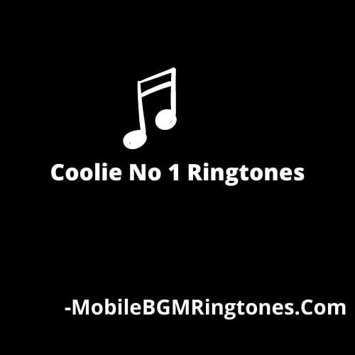 Coolie No 1 Ringtones and BGM Mp3 Download (Hindi) Varun Dhawan