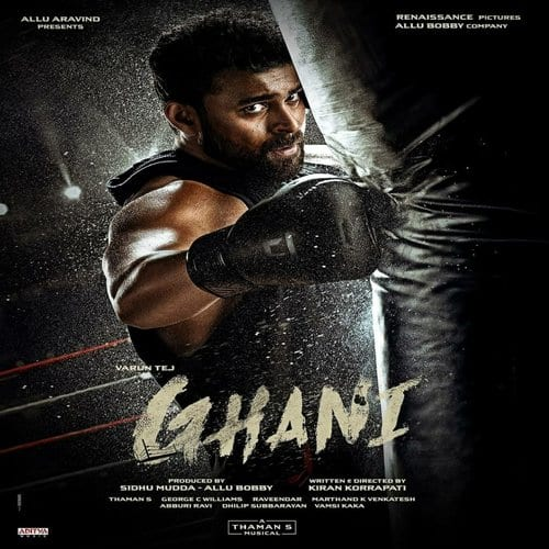 Ghani Ringtones BGM Mp3 [Free Download] (Telugu) Varun Tej