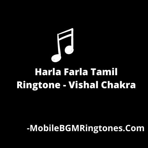 Harla Farla Ringtone BGM [Free Download]