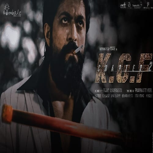 Yash KGF 2 Teaser BGM Ringtone [Free Download]