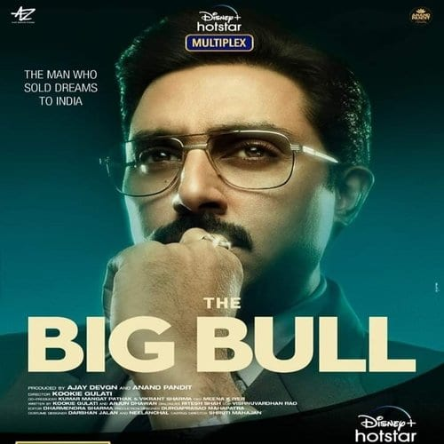 The Big Bull Ringtones and BGM Mp3 Download (Hindi) Abhishek Bachchan
