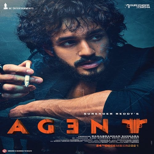 Agent Ringtones BGM [Free Download] (Telugu) 2021